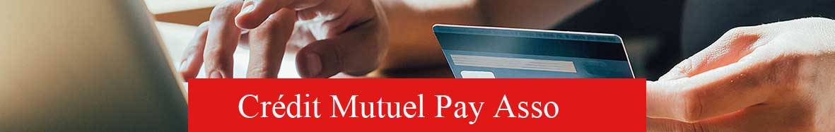 Pay asso du crédit Mutuel