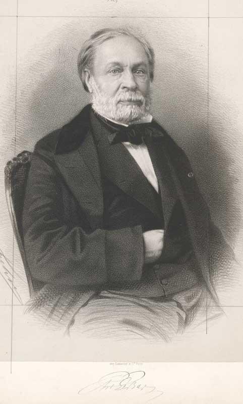 Philippe Le Bas, École Normale supérieure