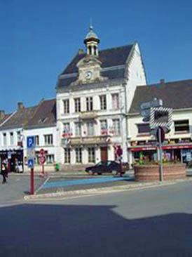 Mairie de Frévent