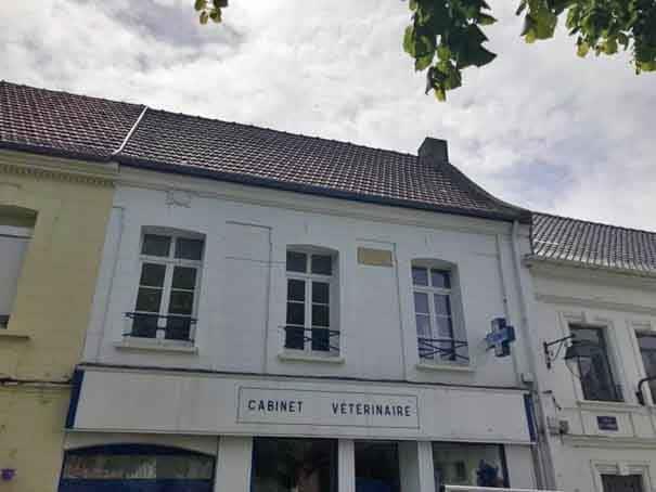 Maison natale de Philippe Le Bas, le Conventionnel à Frévent