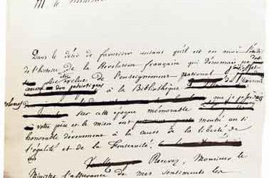 Philippe le Bas : enseigner la Révolution Française en 1848